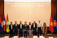 CLMV senior economic officials meet in Hanoi