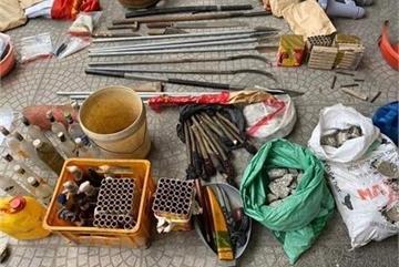 Legal procedures started against 22 in Hanoi disturbance case