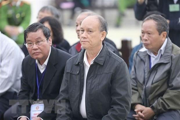 Former Da Nang leaders jailed for land management violations hinh anh 1