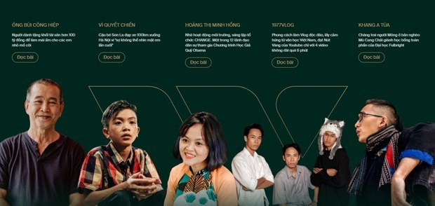 WeChoice Awards honour contributors to community hinh anh 1