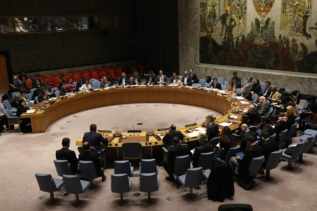 Vietnam presides over UNSC session on Yemen, Colombia hinh anh 1