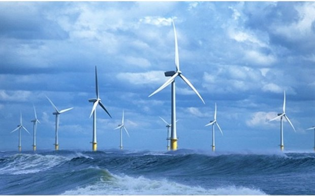 Wind power projects boom in Tra Vinh province hinh anh 1