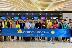 Vietnam Airlines launches Da Nang-Shanghai route