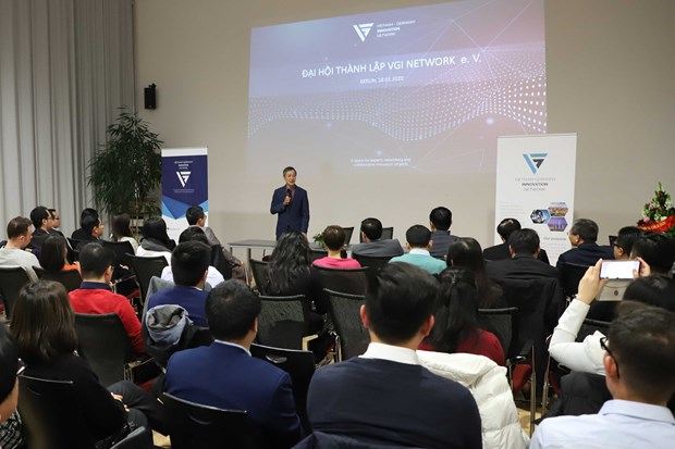 Vietnam Germany Innovation Network holds founding congress hinh anh 1