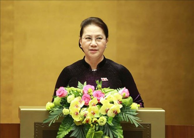 National Assembly strives to implement institutional reform hinh anh 1