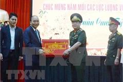 Prime Minister Nguyen Xuan Phuc makes New Year visit to Da Nang
