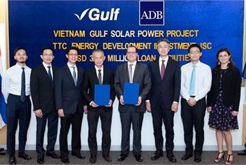 ADB provides loan for 50MW solar power plant in Tay Ninh
