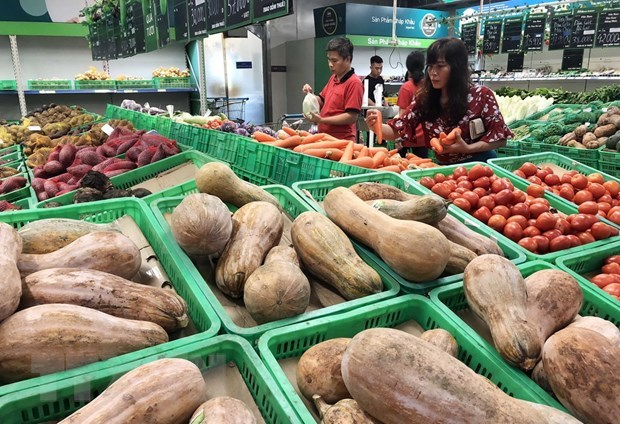 CPI in January hits record high in recent 7 years hinh anh 1