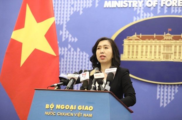 Vietnam welcomes all efforts to re-start Middle East peace process hinh anh 1
