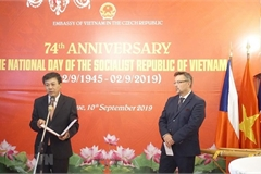 Vietnam, Czech Republic mark 70th anniversary of diplomatic ties