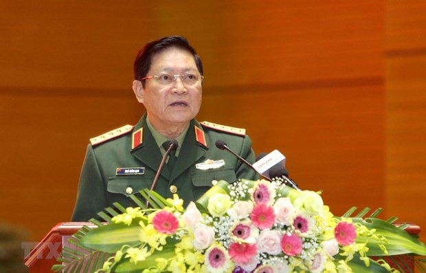 Vietnam enhances defence ties with Russia hinh anh 1