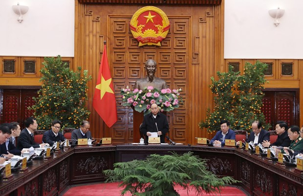 PM orders measures to minimise nCoV's impact on economy hinh anh 1