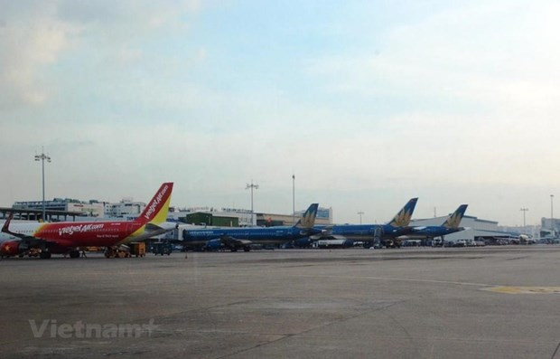 Flights licensed to bring Vietnamese, Chinese citizens back hinh anh 1