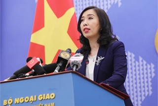 Vietnam expects smooth Brexit process: spokeswoman