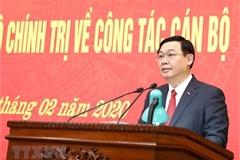 Hanoi Party Committee gets new secretary