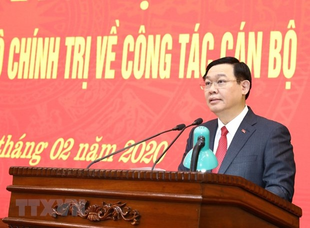Hanoi Party Committee gets new secretary hinh anh 1