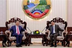 Vietnam, Laos boost security cooperation