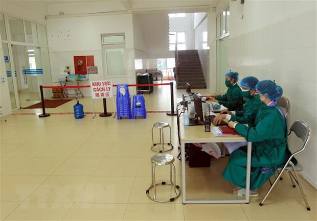 Vietnam records 16th coronavirus infection case hinh anh 1