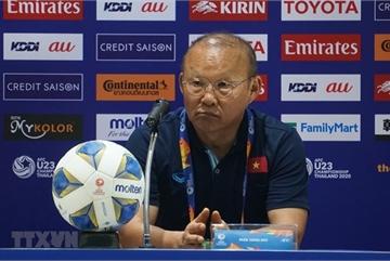 Head coach Park Hang-seo accepts AFC penalty