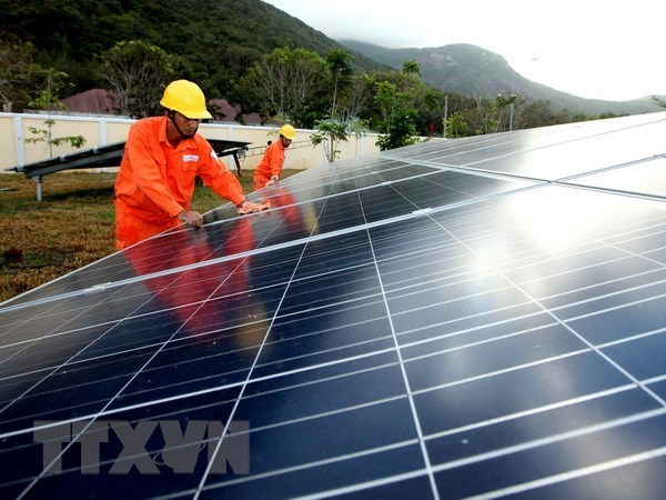 WB's new strategy helps Vietnam better utilise solar power hinh anh 1