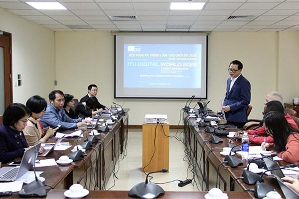 Thousands to attend ITU Digital World 2020 in Hanoi