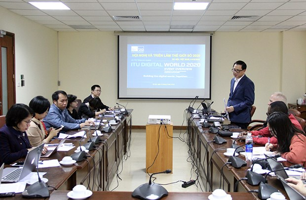 Thousands to attend ITU Digital World 2020 hinh anh 1