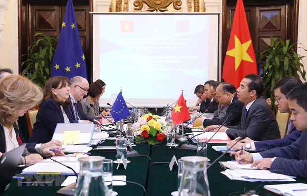 Vietnam, European Union step up cooperation hinh anh 1