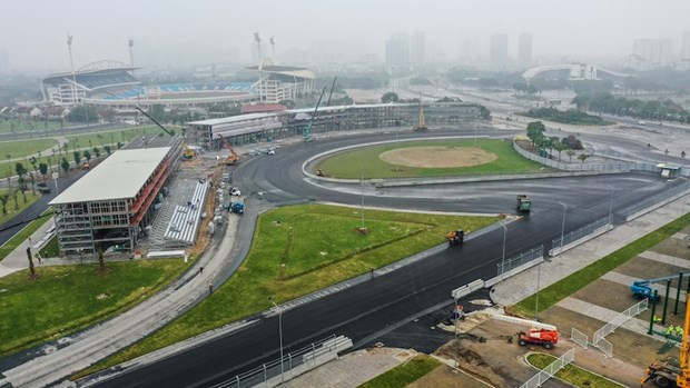 F1 race to help develop Vietnam's sports tourism: VNAT hinh anh 1