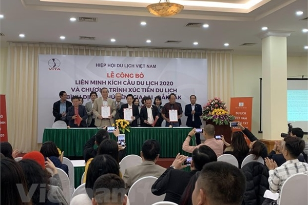 Alliance launched to stimulate tourism demand in Vietnam