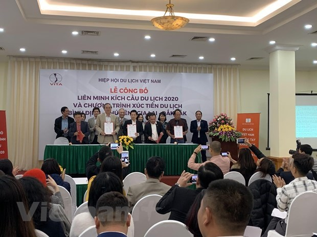 Alliance launched to stimulate tourism demand in Vietnam hinh anh 1