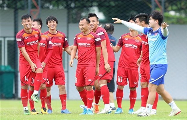 Vietnam maintain top spot in Southeast Asia's football: FIFA hinh anh 1