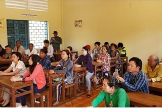 Language, law course opened for Vietnamese living in Cambodia