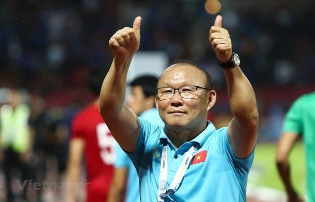 Football head coach Park Hang-seo to undergo medical supervision hinh anh 1