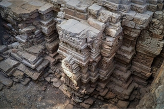 Relics of 1,000-year-old temple architecture found in Tay Ninh
