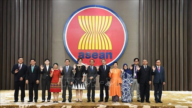ASEAN-Canada Joint Cooperation Committee holds 8th meeting hinh anh 1