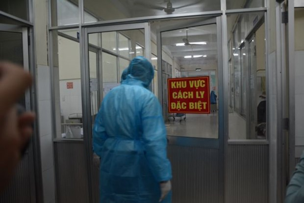 Korean and Thai tourists quarantined in Da Nang hinh anh 1