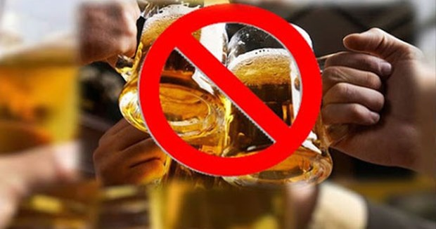 New decree restricts use of alcohol on screen hinh anh 1