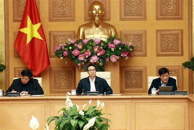 Travellers from affected areas must be quarantined: Deputy PM hinh anh 1