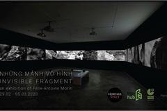 Canadian artist Félix-Antoine Morin's audio-visual installation to enthral Hanoi audience