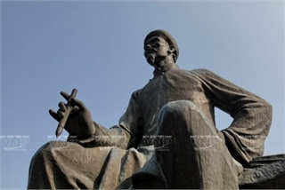 Great poet Nguyen Du's death anniversary to be commemorated in France