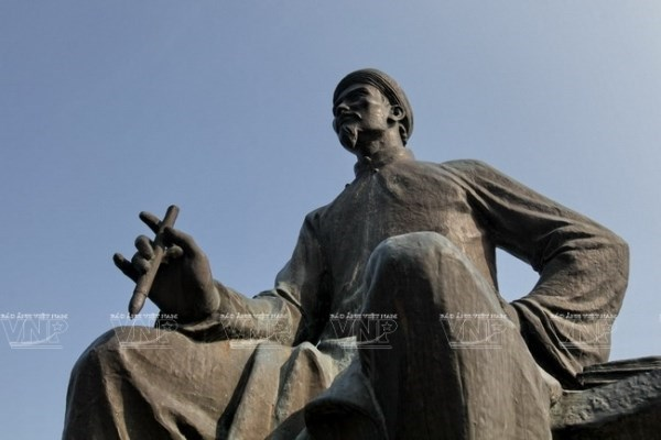 Great poet Nguyen Du's death anniversary to be commemorated in France hinh anh 1