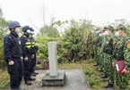 Border forces of Vietnamese, Chinese provinces hold joint patrol