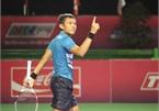 Vietnam's top tennis player advances in Egyptian tennis tournament