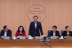 Quarantine – top solution to prevent COVID-19: Hanoi leader