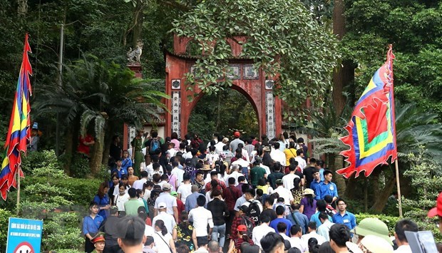Hung Kings' Temple festival cancelled over COVID-19 concerns hinh anh 1