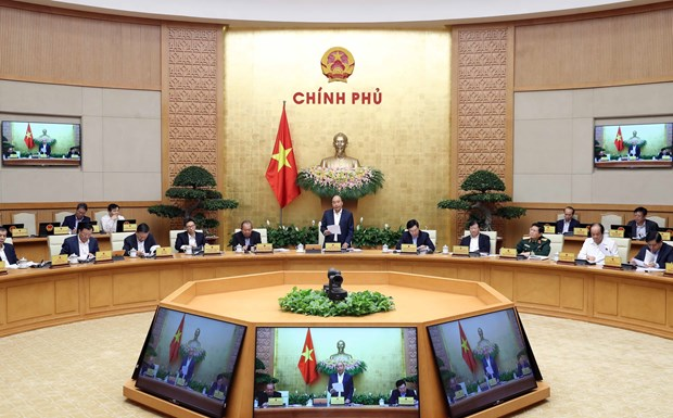 Socio-economic situation remains stable despite COVID-19 outbreak: PM hinh anh 1