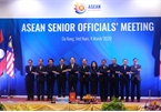 ASEAN senior officials gather in Da Nang