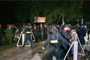 Lockdown on COVID-19 cluster in Vinh Phuc lifted