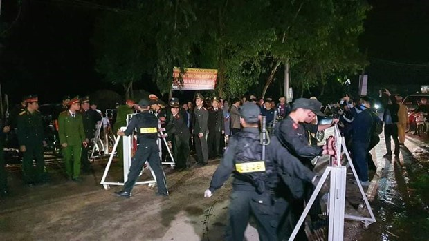 Lockdown on COVID-19 cluster in Vinh Phuc lifted hinh anh 1