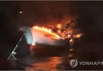 Five Vietnamese sailors missing in fishing boat fire in waters off RoK